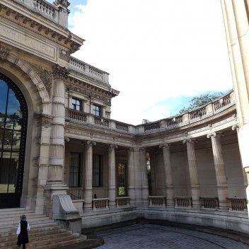 Temporary Closure Of The Palais Galliera Renovation Work For A