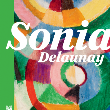 couverture catalogue exposition Sonia Delaunay