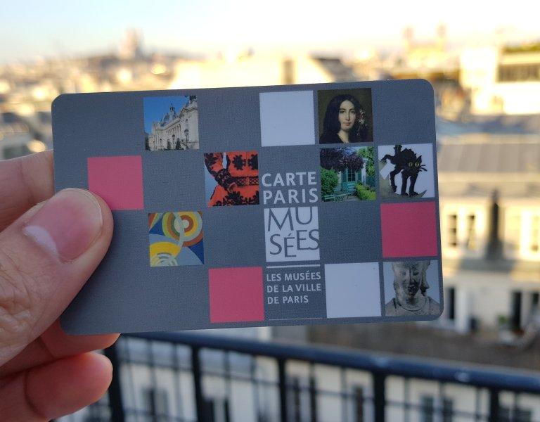 La Carte Paris Musees Les Expositions En Toute Liberte