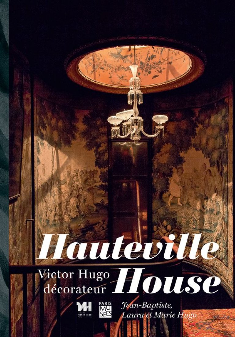 "couverture du catalogue ""Hauteville House"""