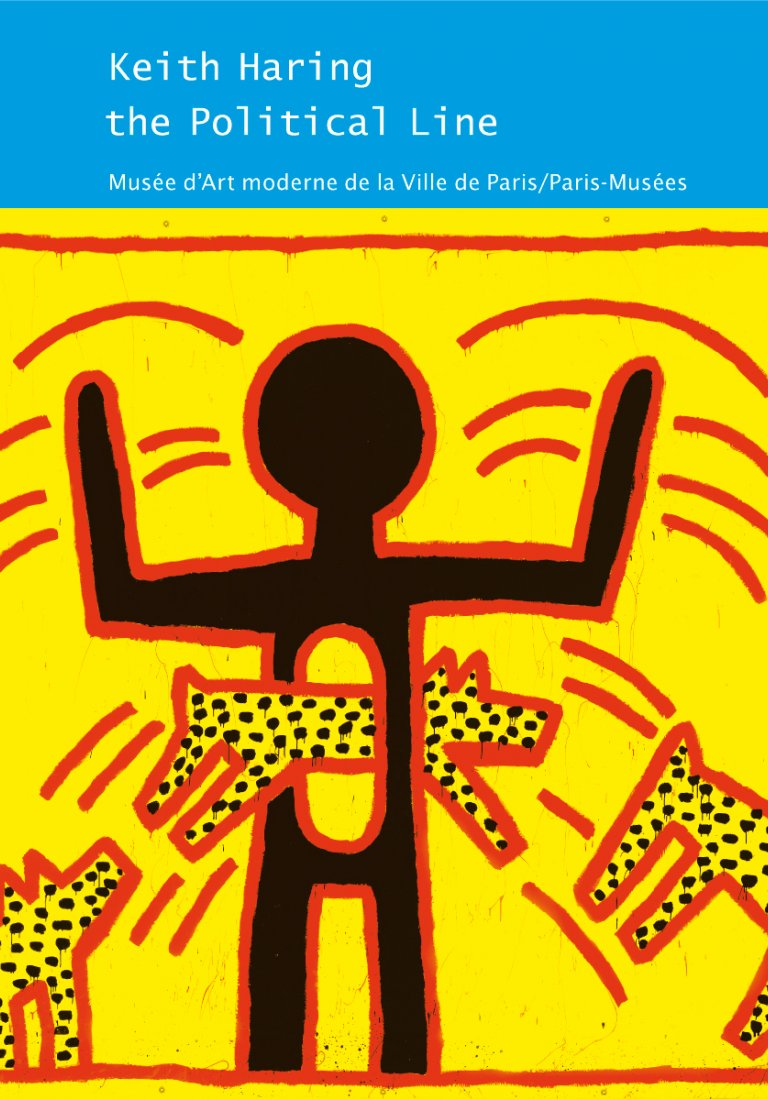 couverture Keith Haring